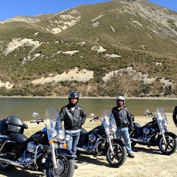 Self Ride Tours